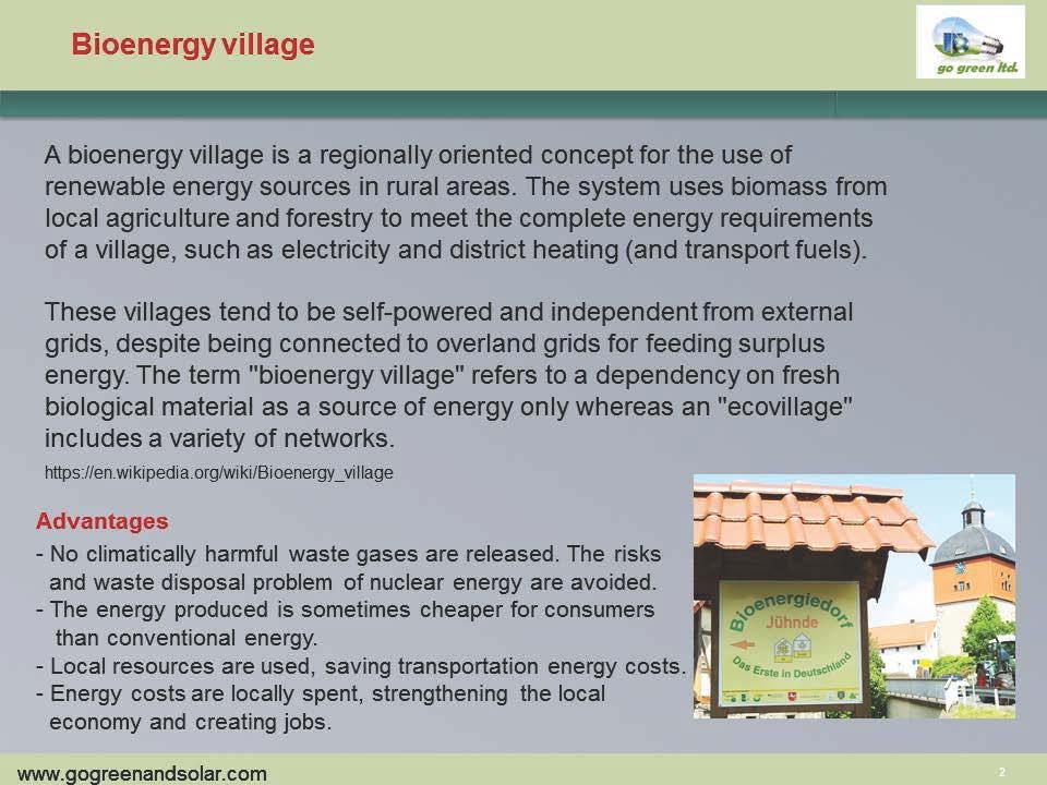 Online Bio-energy Course – Caribbean Community Climate Change Centre